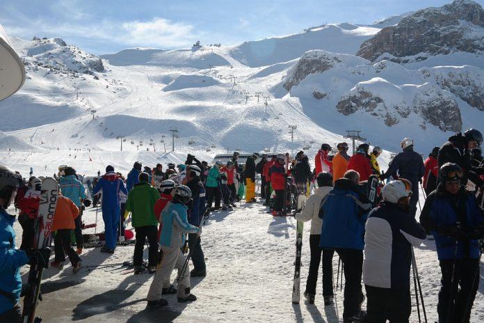 skijanje skijališta