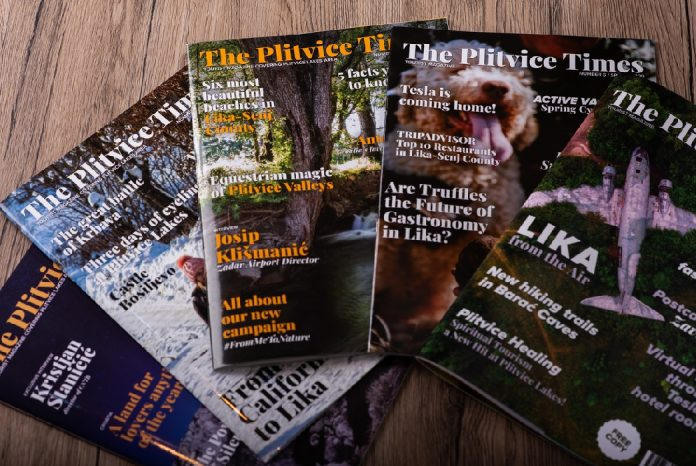 The Plitvice Times